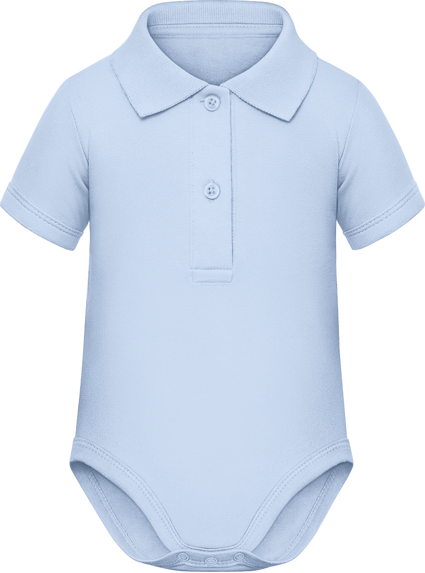 Organic Polo Bodysuit