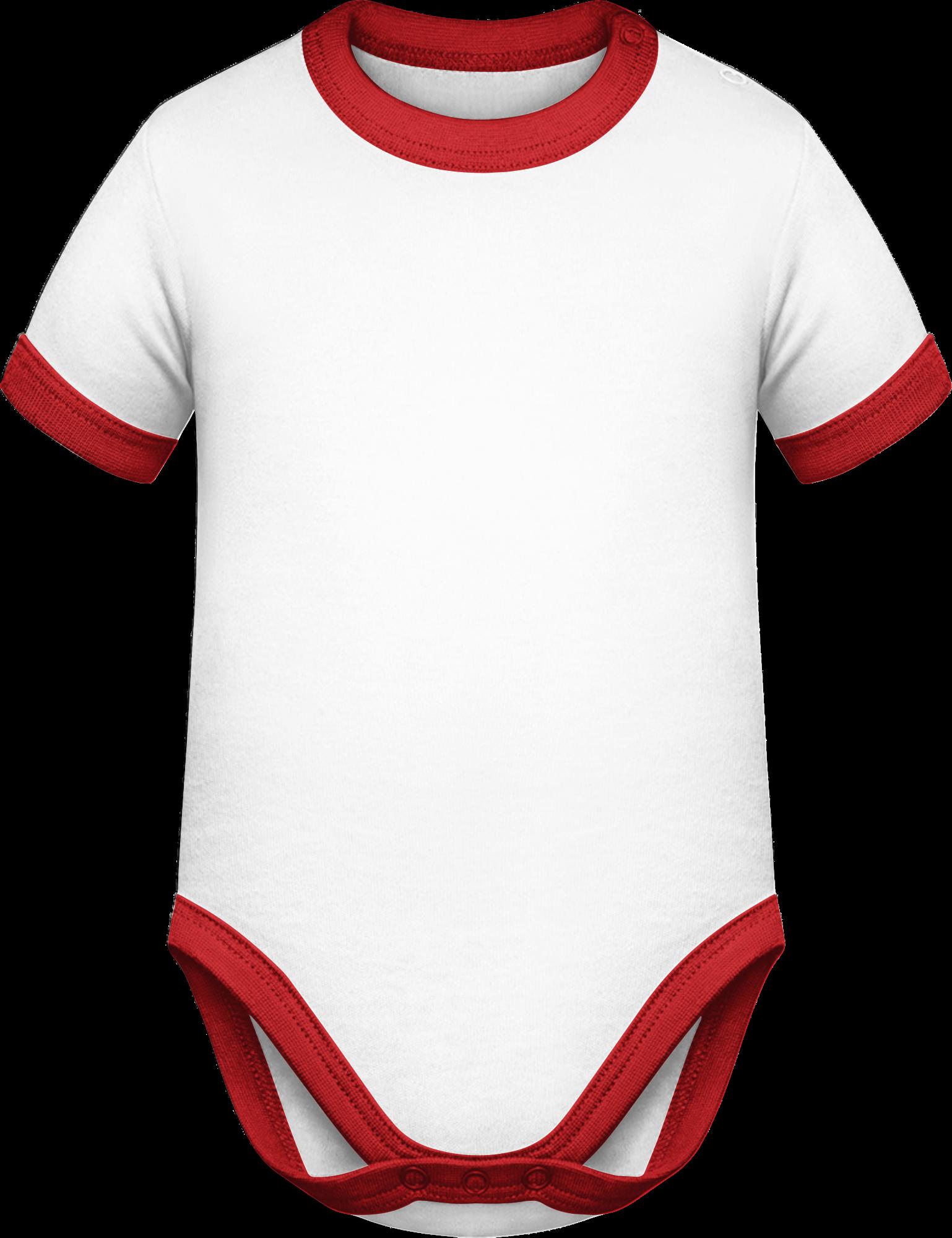 BabyBugz Ringer Bodysuit