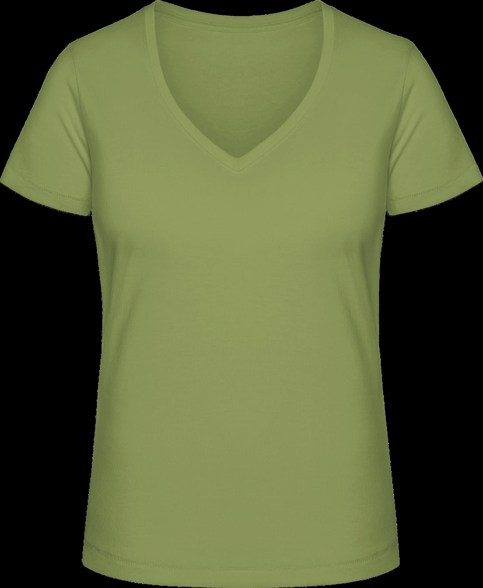 Dámske tričko V-výstrih Janet