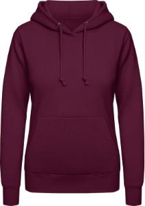 AWDis ladies hoodie